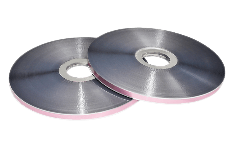free edge aluminum polyester tape for cable shielding