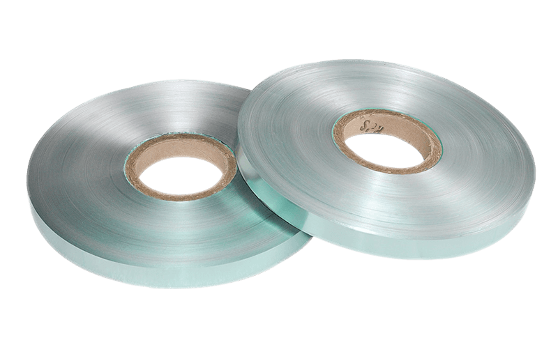 Heat-Sealed Aluminum Polyester Tape